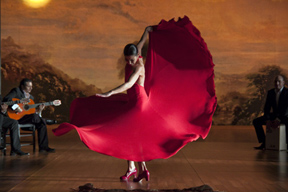 Major like: Carlos Saura's Flamenco, Flamenco, photographed by Vittorio Storaro, plays this Sunday, May 22, 7pm at SIFF Cinema.