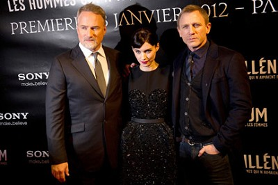 Snowbound: Girl with the Dragon Tattoo shutouts David Fincher, Rooney Mara, and Daniel Craig