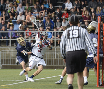 QA's Snider named to All-Major League Lacrosse Team