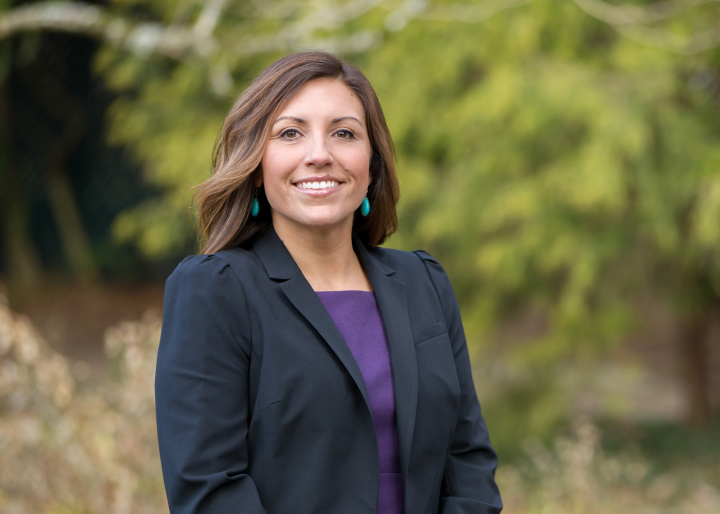 Teresa Mosqueda is currently the Washington State Labor Council political and strategic campaign director. Photo courtesy of People for Teresa