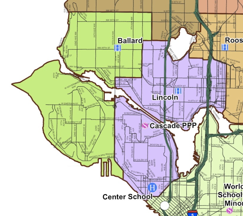 Lincoln Seattle: Decision Nears On High School Boundaries