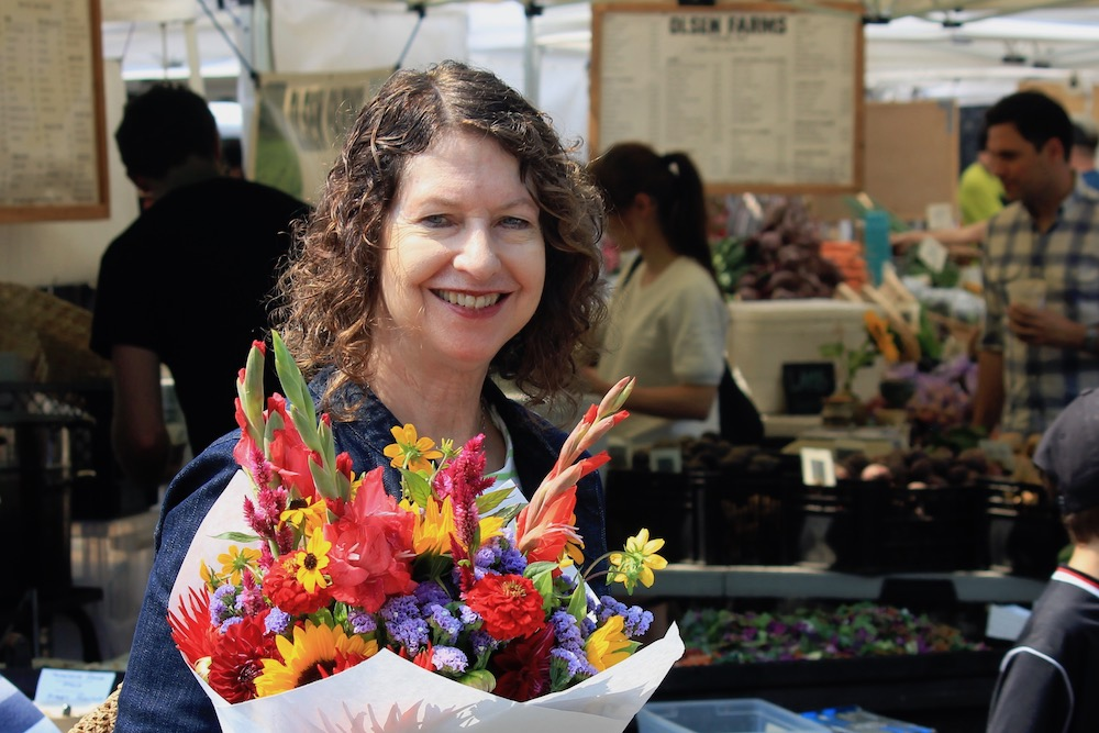 "Judith Dern will be at Magnolia's Bookstore from 4 to 7 p.m. on Saturday with her new book, ""The Food and Drink of Seattle: From Wild Salmon to Craft Beer."" Photo by Joe Veyera"