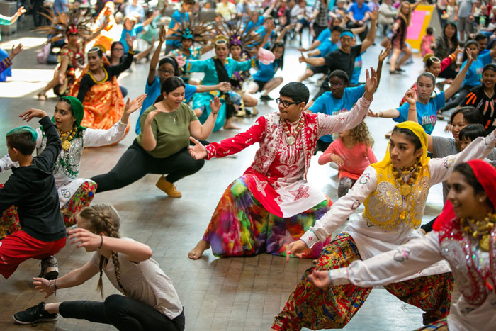 Courtesy photos: The 48th Northwest Folklife Festival runs May 24-27 at Seattle Center.