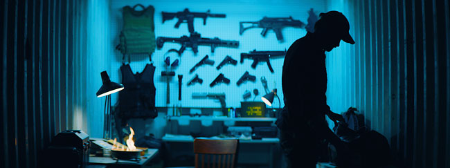 "Ben Medina's new film, 'ECCO,"" is a spy thriller that was shot in and around Seattle. He plans to shoot two more films in Seattle, and will start production on his second this fall."